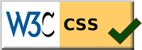 This website is CSS3 valid.
